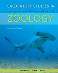 Laboratory Studies in Integrated Principles of Zoology by Lee Kats, Cleveland P. Hickman, and Susan L. Keen