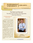 The Book and Beyond, January 2013 by Pepperdine University Libraries