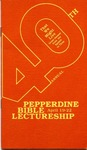 40th Annual Pepperdine Bible Lectureship -- That We Might Live: Great themes from the Epistle to Titus (1983)