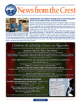News from the Crest (November 2012)