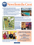 News from the Crest (April 2013) by Crest Associates