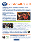 News from the Crest (May 2013)