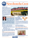 News from the Crest (August 2013)