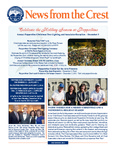 News from the Crest (December 2013)