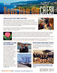 News from the Crest (October 2014)