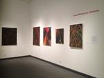 Johnson, gallery installation by Anna-Rebecca Johnson