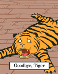Goodbye Tiger by Beatrix Way