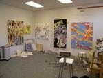 Demerest-Smith, studio installation