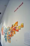 Imagine (installation view, side)