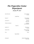 October 8, 2013 by Department of Music, Pepperdine University