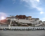 Potala Palace (Lhasa, China-Tibet) by Teng Gao