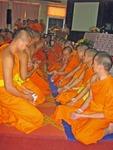 Wat Suan Dok 4th Year Graduation (Thailand)