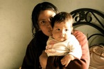 Mother and Child (Ecuador)