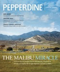 Pepperdine Magazine - Vol. 2, Iss. 1 (Spring 2010) by Office of Public Affairs, Pepperdine University