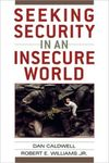 Seeking Security in an Insecure World by Dan Caldwell and Robert E. Williams Jr.