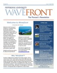 Wavefront, Issue 1 by Office of the Provost, Pepperdine University