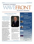 Wavefront, Issue 2 by Office of the Provost, Pepperdine University